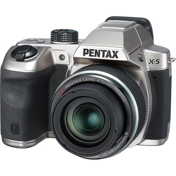 Pentax X-5 16MP Black Digital SLR Camera