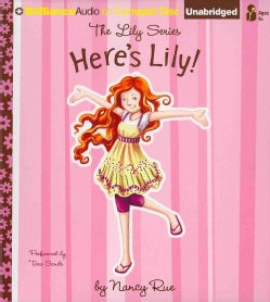 Here's Lily! (CD-Audio)