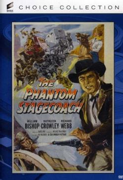 The Phantom Stagecoach (DVD)