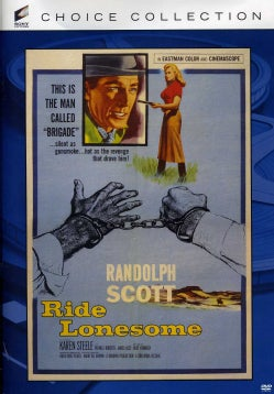 Ride Lonesome (DVD)
