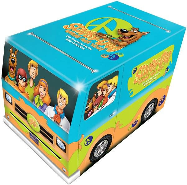 Scooby-Doo Where Are You? The Complete Series (DVD)