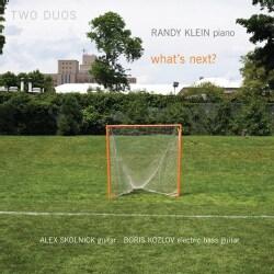 Randy Klein - What's Next?