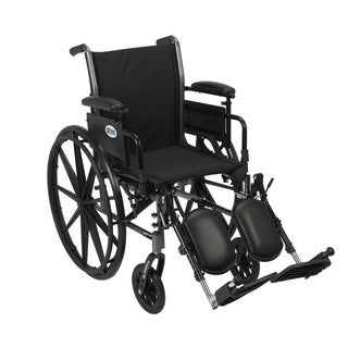 Cruiser III Lightweight Dual Axle Wheelchair