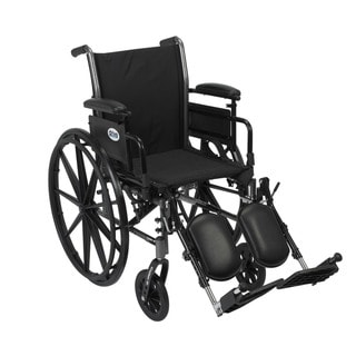 Cruiser III 16-inch Lightweight Dual Axle Wheelchair