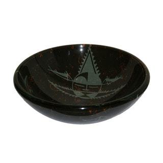 Interior Glass Sink Bowl