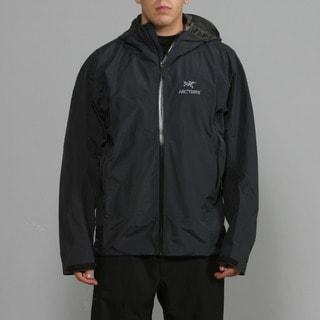 Arc'teryx Men's 'Beta SL' Black Jacket