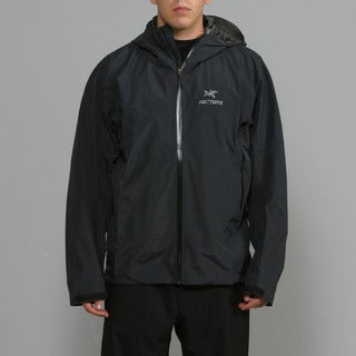 Arc'teryx Men's 'Beta SL' Black Jacket