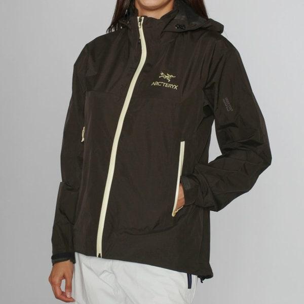 Arc'teryx Women's 'Beta SL' Coffee Bean Ski Jacket (L)
