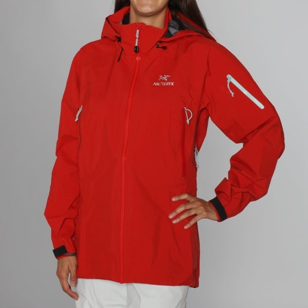 Arc'teryx Women's 'Theta AR' Paintbrush Ski Jacket (L)