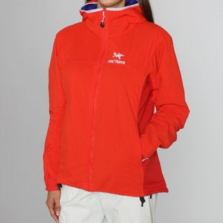 Arc'teryx Women's 'Atom LT' Poppy Hooded Jacket (L)