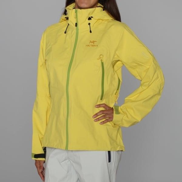 Arc'teryx Women's 'Beta AR' Soleil Ski Jacket (M)
