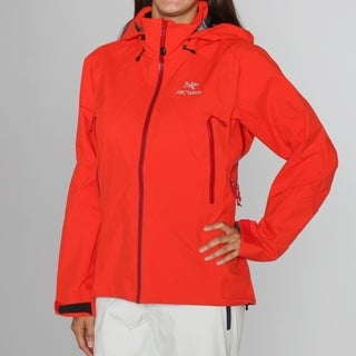 Arc'teryx Women's 'Beta AR' Poppy Ski Jacket