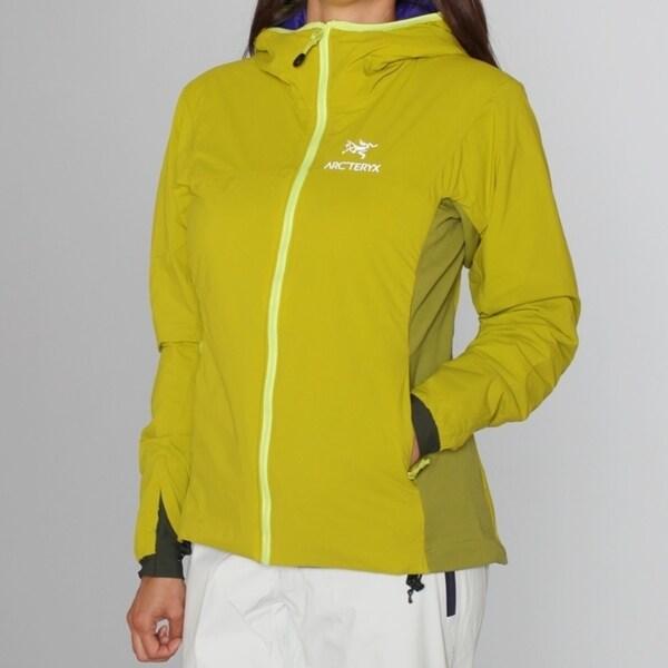 Arc'teryx Women's Chartreuse Atom LT Jacket
