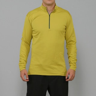 Arc'teryx Men's 'Phase AR' Lichen Zip Neck (XL)