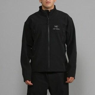 Arc'teryx Men's Gamma AR Black Jacket