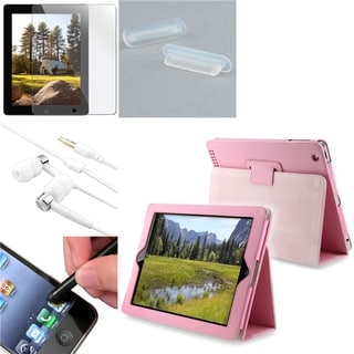 BasAcc Case/ Screen Protector/ Headset/ Plug for Apple� iPad 2/ 3