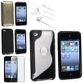 BasAcc Case/ Screen Protector/ Headset Apple iPod touch Generation 4