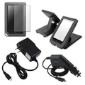 BasAcc Case/ Screen Protector/ Chargers for Barnes &amp; Noble Nook Color