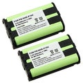 BasAcc Compatible Ni-MH battery for Panasonic HHR-P104 (Pack of 2)