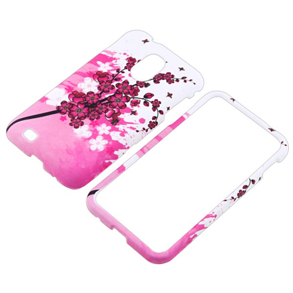 BasAcc Spring Flowers Snap-on Case for Samsung© Epic 4G Touch SPH-D710