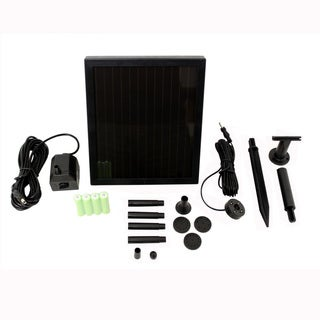 1.4 Watt Solar Water Kit System
