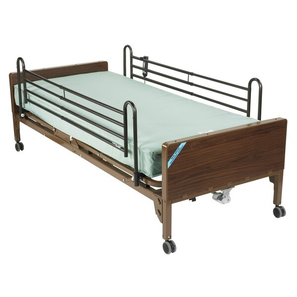 Drive Medical Light Semi-electric Hospital Bed