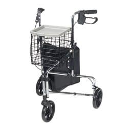 Winnie Deluxe 3-Wheel Rollator