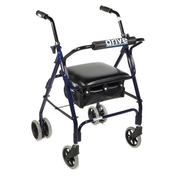 Drive Medical Mimi Lite Push-brake Rollator
