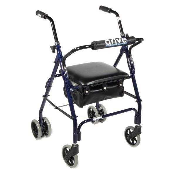 Drive Medical Mimi Lite Push-brake Rollator