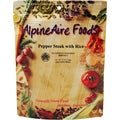 Alpine Aire Foods Pepper Steak with Rice (2 Servings)