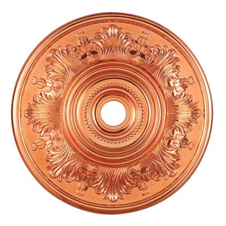 Elk Lighting Copper Finish 30-inch Medallion