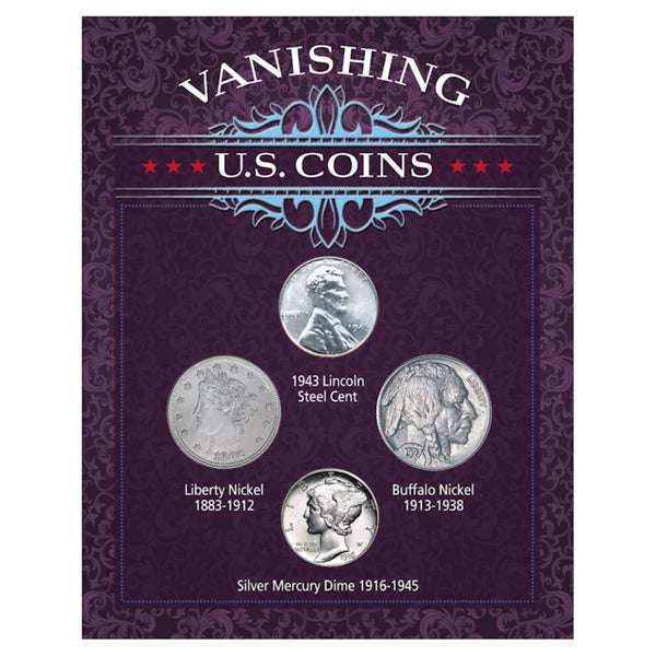 American Coin Treasures Vanishing US Coins Collection