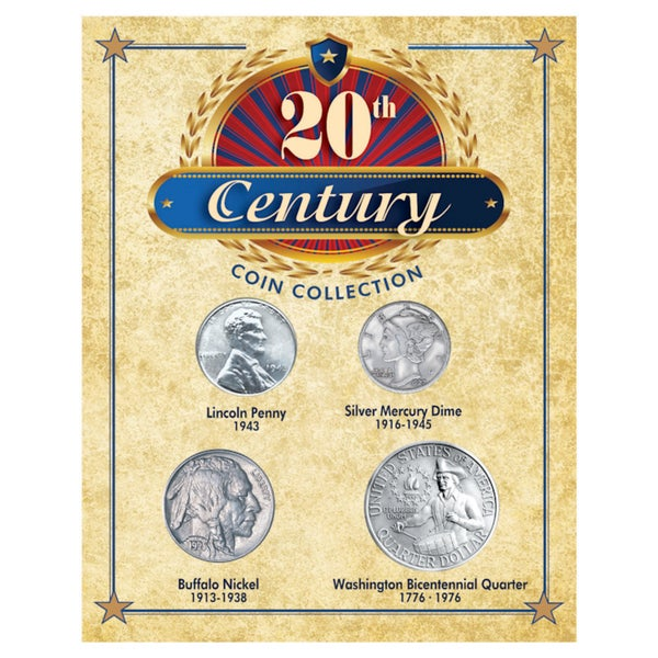 American Coin Treasures 20th Century Coin Collection