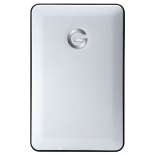 G-Technology G-DRIVE mobile USB 500 GB External Hard Drive