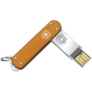 Victorinox 64GB Slim USB 2.0 Flash Drive
