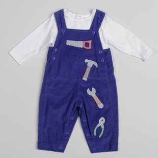 ZU Infant Boys' 2-piece Longall FINAL SALE