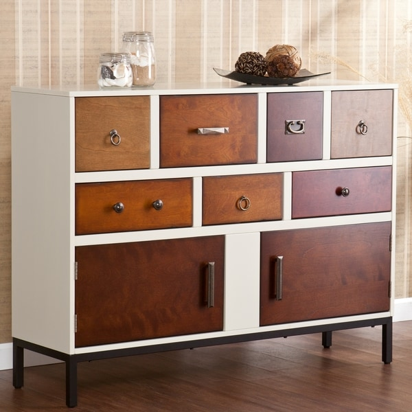 Upton Home Greyson Multi-drawer Console