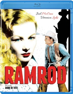 Ramrod (Blu-ray Disc)