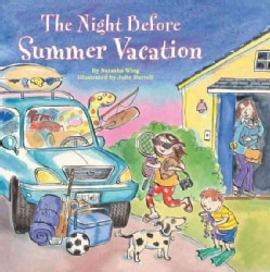 The Night Before Summer Vacation (Paperback)