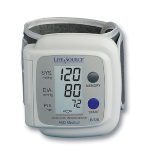LifeSource Wrist Auto Inflation