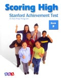 Scoring High Stanford Achievement Test: A Test Prep Program, Book 8 (Paperback)