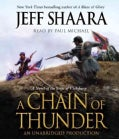 A Chain of Thunder: A Novel of the Siege of Vicksburg (CD-Audio)