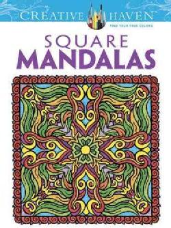 Square Mandalas (Paperback)