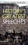 History's Greatest Speeches (Paperback)