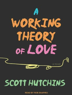 A Working Theory of Love (CD-Audio)