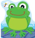 Funky Frogs Notepad (Notebook / blank book)