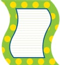 Lemon Lime Notepad (Notebook / blank book)