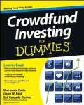 Crowdfund Investing for Dummies (Paperback)