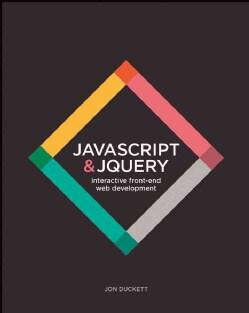 Javascript & jQuery: Interactive Front-End Web Development (Paperback)