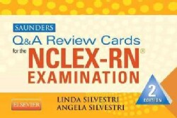 Saunders Q & A Review Cards for the NCLEX-RN Examination (Cards)
